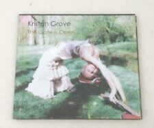 KRISTEN GROVE - THE GATE IS OPEN - CD DIGIPACK