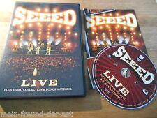 DVD Musik Seeed - Live (FSK 0_147min) WARNER BROS
