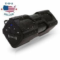 Portable Bluetooth Wireless Speaker Waterproof Power Bank Super Bass Stereo USA
