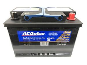 Ford Mustang 2005-08 battery (680cca heavy duty upgrade)