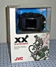 NEW JVC GC-XA1 ADIXXION HD ACTION VIDEO CAMERA WITH 1.5-INCH LCD - BLACK