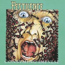Consuming Impulse by Pestilence (CD, Sep-1989, Roadrunner Records)