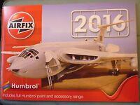 AIRFIX & HUMBROL 2016 CATALOGUE A78193