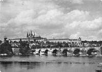 B29016 Praha Prague Castle and Charles Bridge czech republic