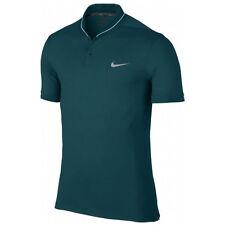 Nike Golf Men's Modern Fit TR Dry Heather Polo Shirt Dark Green Small 725541-346