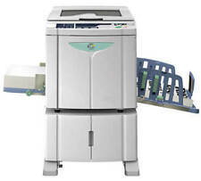 Riso Ez 391u High Speed Digital Duplicator With Network/Usb Only 45K 800Masters