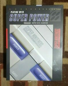 Playing With Power Nintendo Super Nes Classics Hardback Strategy Guide + E-Guide