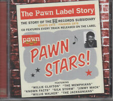 Pawn Stars CD NEU The Pawn Label Story Willie Clayton The Memphians Jimmy Mack