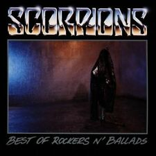 Scorpions Best of rockers n' ballads (1989) [CD]
