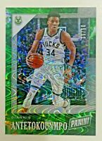 2019 Panini Black Friday Swirlorama Giannis Antetokounmpo 5/50 Milwaukee #14