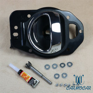 BOXI Inner Door Handle Front//Rear Passenger Side Right replacement/for 06-11 Chevy HHR 20897806 19299613