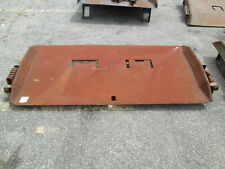 Uline Solid Steel Construction Tapered Dock Plate 77l X 42w