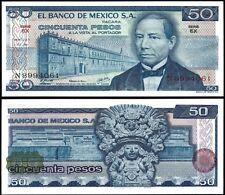 Mexico 50 Pesos 1978 P 65c UNC