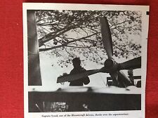 m2r ephemera  1965 picture captain syrad hovercraft drivers
