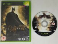 Batman Begins Xbox Original Game