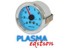 Ladedruck anzeige Zusatz Instrument 52mm Plasma blau