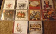 Lot of 10 Assorted CHRISTMAS CDs - Henry Mancini  Lee Greenwood  CeCe Winans +