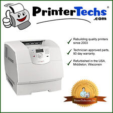 MINT Lexmark T644N 4061-410 Laser Printer! Fully refurbished by expert techs!
