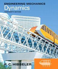 Engineering Mechanics: Dynamics plus MasteringEngineering   (13th Edition) by…