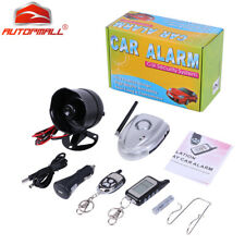 Car Alarm Auto Security 2 Ways System Wireless Alarm Shock Alarm No Installation