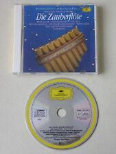 Mozart Die Zauberflote Highlights Berliner Karl Bohm DG 419 424-2 West Germany