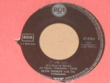 """ELVIS PRESLEY -O sole mio- 7"""" 45"""