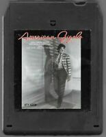 American Gigolo Soundtrack  w/ Blondie      Polydor Records  8 Track Cartridge