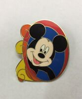 Disney WDW Swirls Mystery Pin Collection LE 1500 MICKEY MOUSE