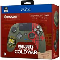 NACON REVOLUTION UNLIMITED PRO CONTROLLER COD BLACK COLD WAR FOR PS4