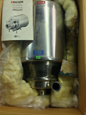 INOXPA Centrifugal pump S-35 F Stainless Steel 15hp 3600rpm 240/460vac
