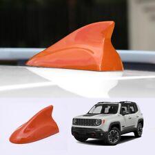 FOR jeep Renegade 2015-2020 orange Antenna receiver Shark fin cover 1pcs