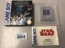 Nintendo Gameboy Star Wars