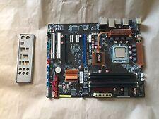 ASUS P5Q Pro Turbo + Core 2 Quad Q6600 CPU + 4GB DDR2 RAM TESTED
