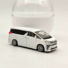 1/87 For Toyota alphard Toys Cabin Collection Car Models Gifts white