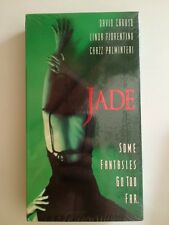 Jade (VHS, 1996) DAVID CARUSO~LINDA FIORENTINO~EROTIC~FREE SHIPPING