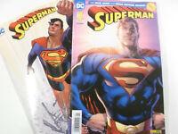 Auswahl SUPERMAN ab Heft 1 2 + Variant ( Panini 2019 NEUE SERIE ) NEUWARE