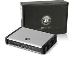 JL Audio HD Series HD1200/1 Mono subwoofer amplifier — 1,200 watts RMS x 1