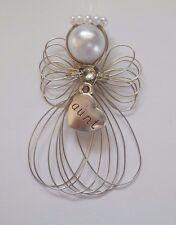 AUNT Angel Ornament New Handmade
