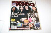 6/1998 METAL MANIACS music magazine OZZY OSBOURNE