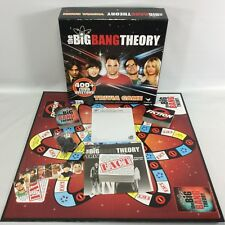 The Big Bang Theory Trivia Game Cardinal Complete 400+ Questions 2-8 Players 12+