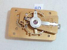 Clock Platform Escapement, CHS. GORGE Approx  35 x 22 Carriage, Mantel, Clock