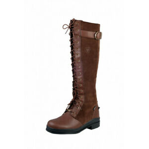 Ariat Coniston H20 Insulated Country Boots Chocolate UK 3.5