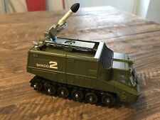 Dinky Toys Gerry Anderson SHADO 2 With Missile Nice Model ⭐️⭐️⭐️⭐️⭐️