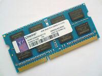 4GB DDR3-1600 PC3-12800 KINGSTON ACR512X64D3S16C11G LAPTOP RAM MEMORY SPEICHER