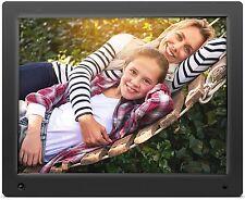 "Nixplay Original 15"" WiFi Cloud Digital Photo Frame. iPhone & Android App E-Mail"