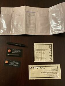 New Mary Kay sample pack Skin Care and Makeup