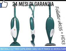 ASPIRAPOLVERE FOLLETTO ORIGINALE VORWERK FOLLETTO VK 135 CON HD 13 CON GARANZIA