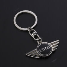Pendant Holder Key Ring for Mini Cooper Fashion 3D Car Keychain Metal Key Chain