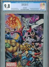 2012 MARVEL POINT ONE #1 BRADSHAW VARIANT 1ST SAM ALEXANDER NOVA CGC 9.8 BOX3
