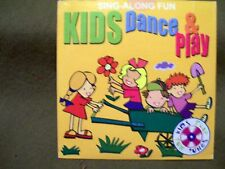 2 KIDS PLAY FUN TUNES ~ Kids Dance & Play and Lullabies (2 CD's)